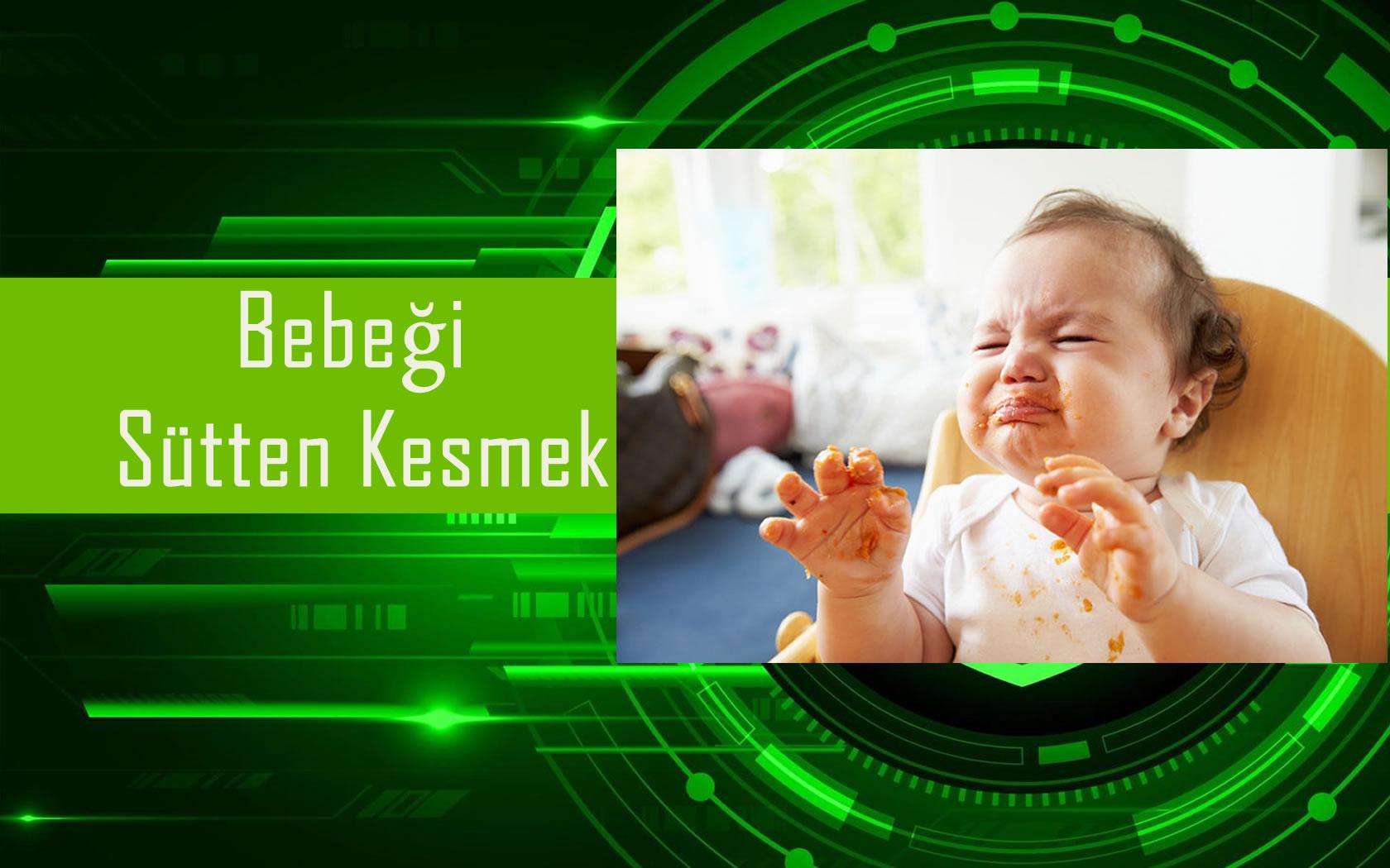 Bebeği Sütten Kesmek